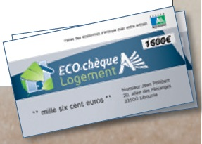 Eco cheques